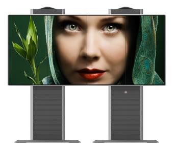 lcd-videowall-struktur-erweiterung