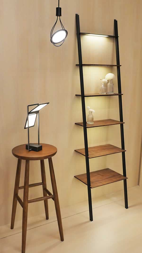Furnitures with OLED + FRAME (Table Lamp) (1)