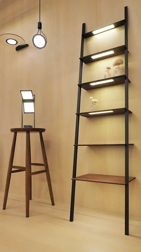Furnitures with OLED + FRAME (Table Lamp) (2)
